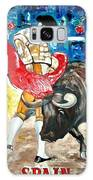 Bull Fighter Galaxy S8 Case