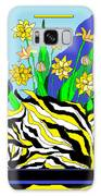 Bumble Bee Vase Galaxy S8 Case