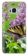 Butterfly On Lilac Galaxy S8 Case