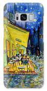 Cafe Terrace At Night Galaxy S8 Case