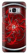 Celtic Dragons - Red Galaxy S8 Case