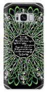 Celtic Flower Of Death Galaxy S8 Case
