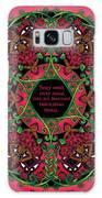 Celtic Summer Fairy Mandala Galaxy S8 Case