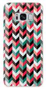 Chevron Galaxy Case by Mike Taylor