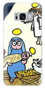 Children's School Nativity Play Galaxy Case