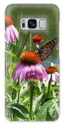 Coneflower With Butterfly Galaxy S8 Case