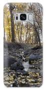 Cottonwood Creek Near Deer Lodge Montana Galaxy S8 Case