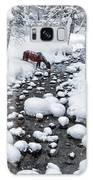 Drinking In Snow Galaxy S8 Case