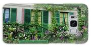 Facade Of Claude Monets House, Giverny Galaxy S8 Case