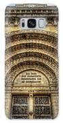 Facade Of Manila Cathedral Galaxy S8 Case