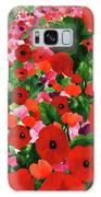 Field Of Poppies Galaxy S8 Case