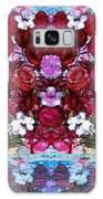 Flowers Touching Souls Galaxy S8 Case
