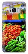Food Market Galaxy S8 Case