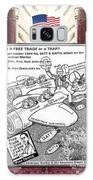 Free Trade Trap Galaxy S8 Case
