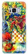 Fruit And Coleus Galaxy S8 Case
