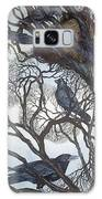 Gathering A Murder Of Crows I Galaxy S8 Case