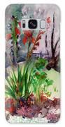 Gladioli-4 Galaxy S8 Case