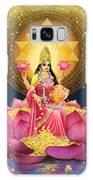 Gold Lakshmi Galaxy S8 Case