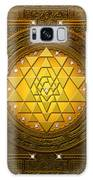 Golden-briliant Sri Yantra Galaxy S8 Case
