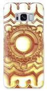 Golden Ornamental Design. Galaxy S8 Case