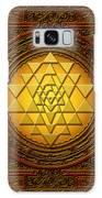 Golden  Sri Lakshmi Yantra Galaxy S8 Case