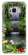 Greenhouse Garden Waterfall Galaxy S8 Case