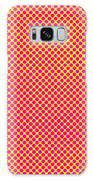 Grunge Halftone Background. Halftone Galaxy S8 Case