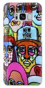 Happy Faces Happy Places New York Galaxy S8 Case