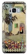 House & Garden Cover Illustration Of An Galaxy S8 Case