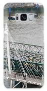 Hungerford Bridge Galaxy S8 Case