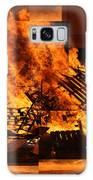 Iceland Bonfire Galaxy S8 Case