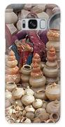 Indian Women Selling Pottery Galaxy S8 Case