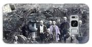 Japan Group Portrait, C1866 Galaxy S8 Case