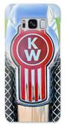 Kenworth Truck Emblem -1196c Galaxy S8 Case