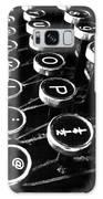Key Strokes  Galaxy S8 Case