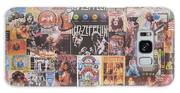 Led Zeppelin Years Collage Galaxy S8 Case