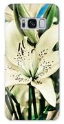 Lilies In White Galaxy S8 Case
