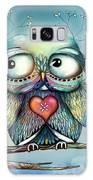 Little Wood Owl Galaxy S8 Case