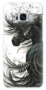 Majestic Spirit Horse  Galaxy Case
