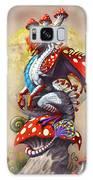 Mushroom Dragon Galaxy S8 Case
