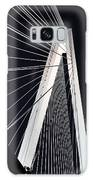 New Mississippi River Bridge Galaxy Case by Matthew Chapman