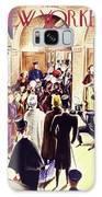 New Yorker December 4 1937 Galaxy S8 Case