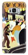 New Yorker February 28 1931 Galaxy S8 Case