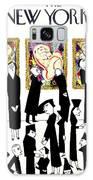 New Yorker January 29 1938 Galaxy S8 Case