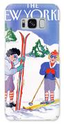 New Yorker January 9th, 1989 Galaxy S8 Case