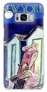 New Yorker July 25 1936 Galaxy S8 Case