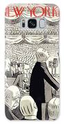 New Yorker June 22 1940 Galaxy S8 Case
