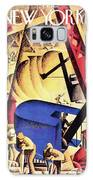 New Yorker May 2 1931 Galaxy S8 Case