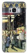 New Yorker November 22nd, 1958 Galaxy S8 Case