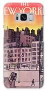 New Yorker November 25th, 1985 Galaxy S8 Case